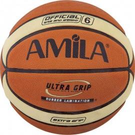 Μπάλα Μπάσκετ Amila Cellular Rubber 6 41511