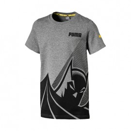 Puma Justice League Tee | Παιδικό T-shirt (850267-03)