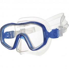 Μάσκα θαλάσσης Salvas SMILE SILICON BLUE CA502S (52113)