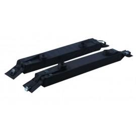 GOBO Σχάρα Οροφής αυτοκινήτου για μεταφορά Καγιάκ/Surf/SUP - Soft roof racks (0500-0700)
