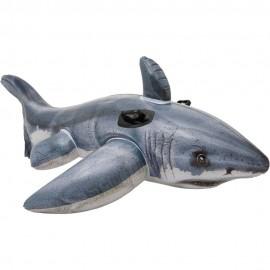 Στρώμα θαλάσσης Intex Great White Shark (57525)