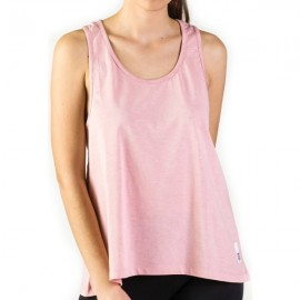GSA GLORY LOOSE TANK TOP 3728016 dusty pink