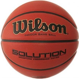 Μπάλα Μπάσκετ Wilson Solution Official Game Ball SIZE 7 (BO616x)