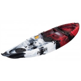 Fishing KAYAK ΨΑΡΕΜΑΤΟΣ FORCE ANDARA SOT 1 ΑΤΟΜΟΥ Red (0100-0120RBW)