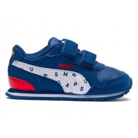 Puma Inf Jl St Runner V2 V.SUP 366743-02 blue/white/red