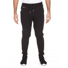 GSA SUPPERCOTTON PLUS SLIM SWEATPANTS 17-17023 jet black