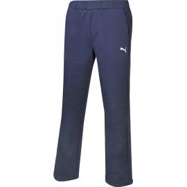 Puma Ανδρικό Αθλητικό Παντελόνι Fw18 Ess Logo Pants 851755-26 Μπλέ