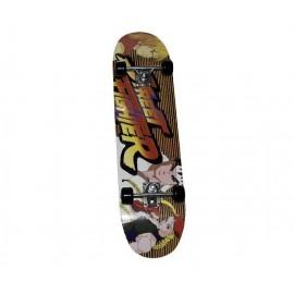 Skateboard Τροχοσανίδα στενή ΑΘΛΟΠΑΙΔΙΑ, απλή Νο1 3999 SF