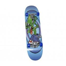 Skateboard Τροχοσανίδα στενή ΑΘΛΟΠΑΙΔΙΑ, απλή Νο1 3999 TG