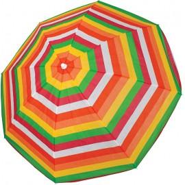 Ομπρέλα παραλίας ESCAPE σπαστή 1,80m (12012)