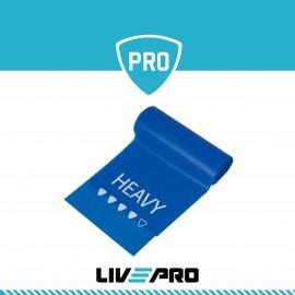 Live Pro Λάστιχο Αντίστασης (κορδέλα) Heavy Β 8413-H