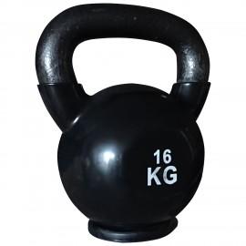 Kettlebell Βινυλίου με Βάση λάστιχου (16kg) pegasus B 4114 16