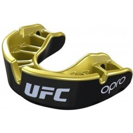 OPRO UFC GOLD SERIES ΠΡΟΣΤΑΤΕΥΤΙΚΗ ΜΑΣΕΛΑ BLACK/GOLD OP116