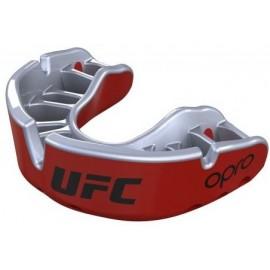 OPRO UFC GOLD SERIES ΠΡΟΣΤΑΤΕΥΤΙΚΗ ΜΑΣΕΛΑ RED/SILVER OP117