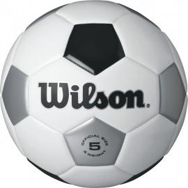 Μπάλα ποδοσφαίρου Wilson TRADITIONAL SB ΛΕΥΚΗ WTE8735XB05