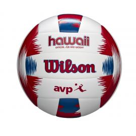Μπάλα Μπιτς βόλεϊ Wilson AVP haweii wth80219xb Maroon / Navy