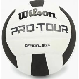 Μπάλα βόλεϊ Wilson PRO tour wth20119xb black/white