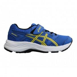 Παιδικό αθλητικό παπούτσι Asics Contend 5 PS 1014A048-401 blue