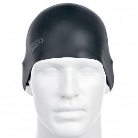 Σκουφάκι πισίνας μονόχρωμο, SPEEDO SILC MOUD CAP 70984 9097U black