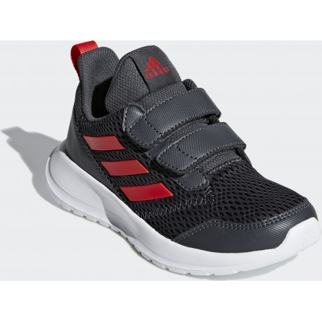 Παιδικό αθλητικό παπούτσι Adidas AltaRun CF Jr CG6896 greyred