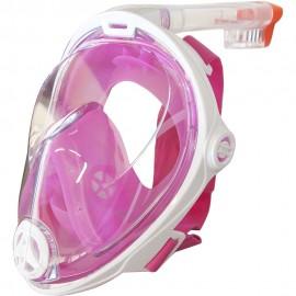 Μάσκα θαλάσσης Escape 52296 Full face pink