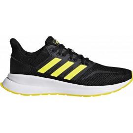 Adidas Runfalcon F36544 black/lime