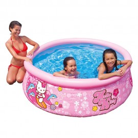 Φουσκωτή Πισίνα Intex Hello Kitty Easy Set Pool 28104 183x51cm