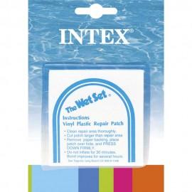 Σετ Επισκευής Μπαλώματα Intex 59631