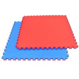 Δάπεδο προστασίας Pegasus Puzzle (EVA) B 40903 -20 red/blue