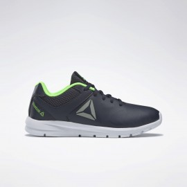 Παιδικό παπούτσι Reebok Sport Rush Runner Shoes (DV8690)navy/green