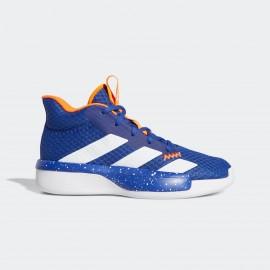 Παιδικά Μπασκετικά Παπούτσια adidas Performance Pro Next 2019 EF0856 BLUE/ACTGOL/FTWWHT