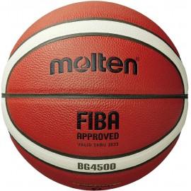 Μπάλα μπάσκετ molten indoor B7G4500 Sz 7