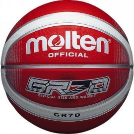 Μπάλα μπάσκετ MOLTEN BGR7D-Rw