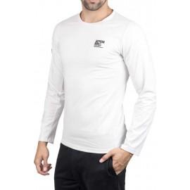 ΑΝΤΡΙΚΟ ΜΑΚΡΥΜΑΝΙΚΟ BODYACTION MEN LONG SLEEVE ACTIVE T-SHIRT 063928-01 Λευκό