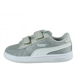 Παιδικά Αθλητικά Παπούτσια Puma Smash V2 Glitz Glam 367380-17