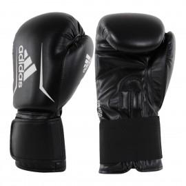 """Γάντι Πυγμαχίας ADISBG50 """"SPEED 50"""" (Μαύρο/Λευκό)"""