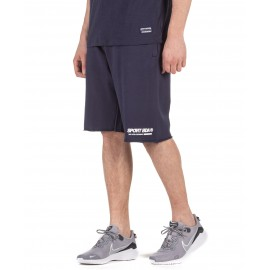 BODY ACTION MEN'S BERMUDA SHORTS 033031-01-04C Μπλε
