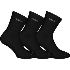 Κάλτσες 3 αδα GSA Aero 360 3p 81-8303 black