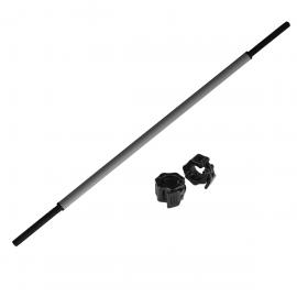 Μπάρα βαρών body pump 1,3 μέτρα LiveUp (Β 2243)