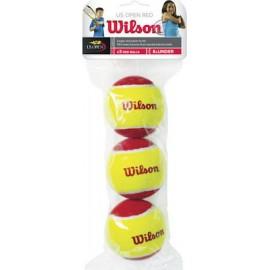 Wilson Starter Red 3τμχ