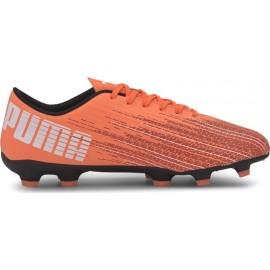 Παπούτσια Ποδοσφαίρου Puma Ultra 4.1 FG/AG 106092-01 ΠΟΡΤΟΚΑΛΙ