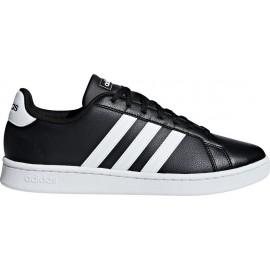 Αθλητικά Παπούτσια Περιπάτου Adidas Grand Court K EF0102 Μαύρο/Λευκό