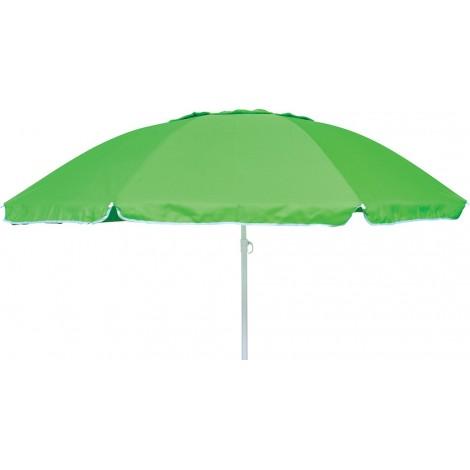 Ομπρέλα παραλίας Escape 2m με αεραγωγό πράσινη (12079)