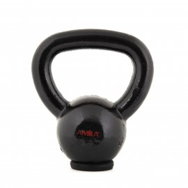 AMILA Kettlebell Cast Iron Rubber Base 4Kg 44500