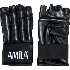 Γάντια σάκου δερμάτινα, S 43691