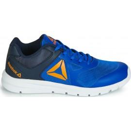 Παιδικό παπούτσι Reebok Kids GS Rush Runner Μπλε - Μαύρο DV4434 (Reebok)