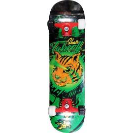 Skateboard Τροχοσανίδα στενή Νο 4 Αθλοπαιδια 5135 Tiger