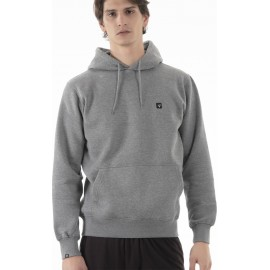 ΦΟΥΤΕΡ MAGNETIC NORTH HOODIE 19082- 04 GRAY MELANGE