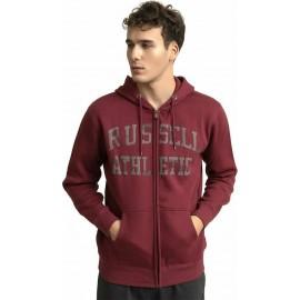 Ζακέτα Russell | Camo Tonal Zip Through Hoodie | Mens Sweatshirts A0-089-2-469