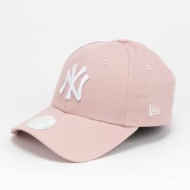 Καπέλο New Era 940W MLB Colour Essential NY 60081367 pink